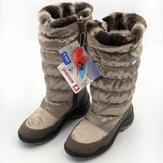 Scandia Gold детская обувь зима