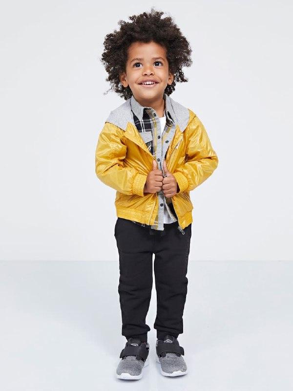 куртка guess 2-6 хлопчик